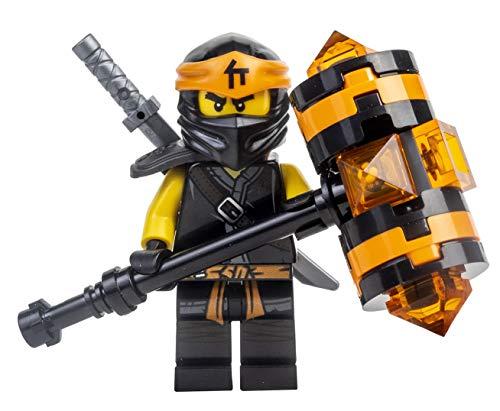 LEGO Ninjago: Cole segreti dello Spinjitzu proibito