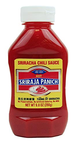 Sriraja Panich Sriracha Chili Sauce 9.8 Oz by Sriraja Panich (2 Pack)