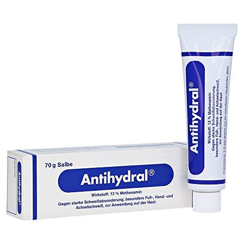 Robuste Antihydratis-Creme für Kletterer & Hyperhidrose / verschwitzte Hände etc.