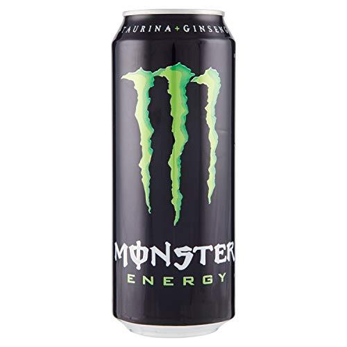 Monster Energy Drink 500 ml -1 lattina
