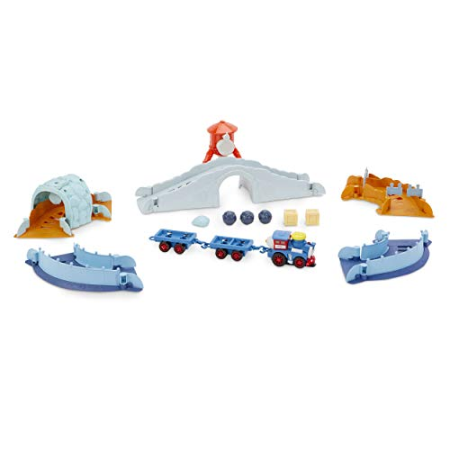 Little Tikes Slammin' Racers Runaway Railroad Set & Train with Sounds