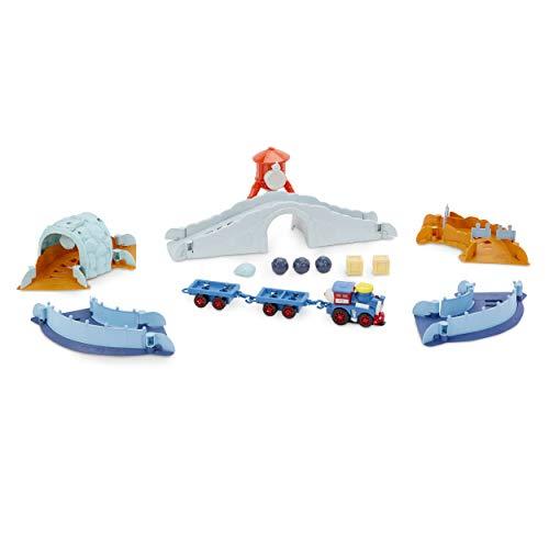 Little Tikes Slammin' Racers Runaway Railroad Set & Train with Sounds