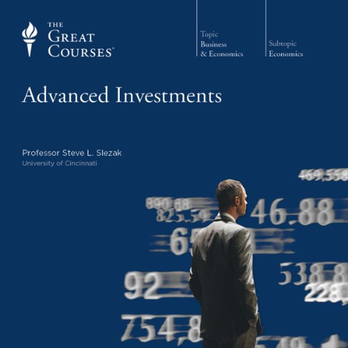 Couverture de Advanced Investments