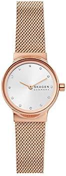 Skagen Women's Freja Stainless Steel Dress Quartz Watch