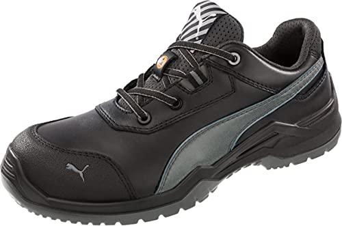 Puma 644230-262-43 Argon RX Low S3 ESD SRC, Größe 43, schwarz/grau