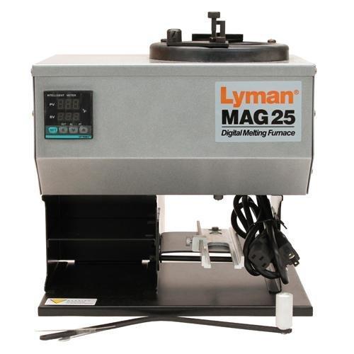 Lyman 2800382 Mag 25 Digital Furnace