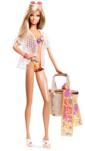 Malibu Barbie collector bar beat Lena Turk Gold (X8259) (japan import)