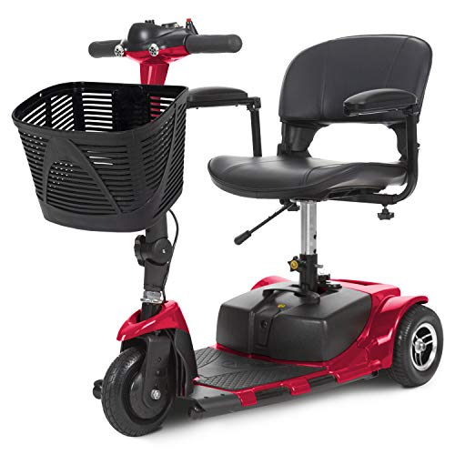 Buy Vive 3-Wheel Mobility Scooter - Electric Powered Mobile Wheelchair Device for Adults - Folding, ...
