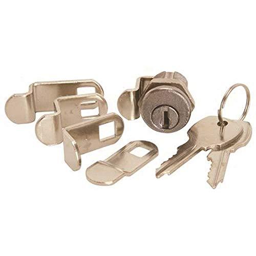 NATIONAL BRAND ALTERNATIVE 804427 Mailbox Lock, Multicam Replaces C8730