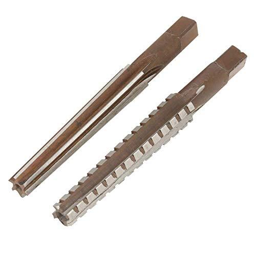 Drill America 1-11//16 High Speed Steel Spiral Flute Shell Reamer DWR Series