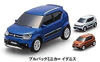 SUZUKI/スズキ 【プルバックミニカー】【イグニス】【ブルー】