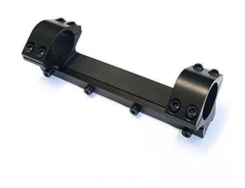 'Kompakter Rahmen für Spur 1(25,4mm) Durchmesser TELESCOPICO Sucher und 11mm breit (Standard Karabiner Perdigon).
