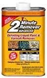 2 Minute Remover 63532 Advanced Detailing Liquid Paint & Varnish Remover