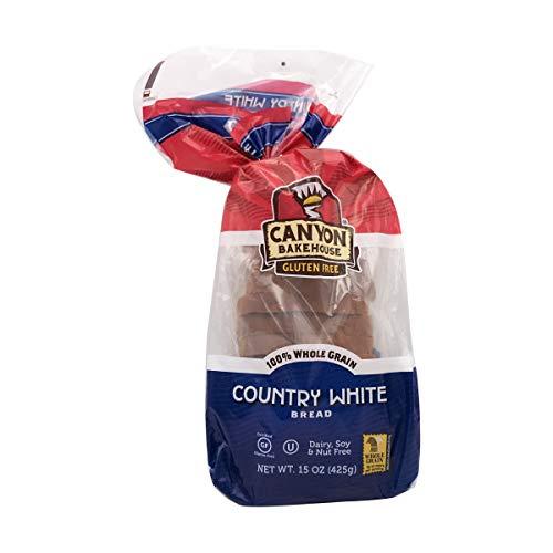 Canyon Bakehouse GlutenFree Country White Bread, 15 Oz