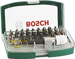 Bosch 32tlg. Bit Set (power tool and hand screwdriver accessory)