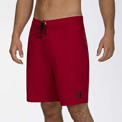 Hurley Herren M One und Only 20' Badehose, Gym Red, 33