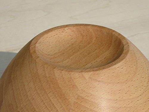 カフェオレボウルビーチ(木製スープ椀サラダ椀)