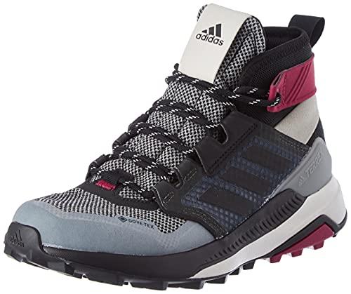 adidas Terrex Trailmaker Mid GTX W, Zapatillas de Hiking Mujer, GRIMET/NEGBÁS/BAYINT, 38 EU
