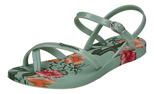 IPANEMA - FASHION SANDAL VIII FEM 82766 - green green