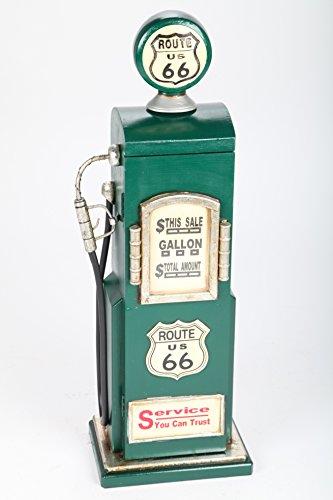 point home - Armadio di design a colonna, stile retrò, verde, 81 cm