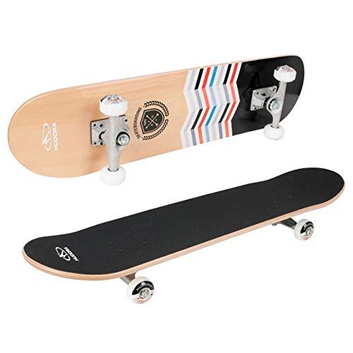 Hudora Skateboard Torrance ABEC 5–Skateboarding, 12553