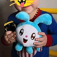 25cmロシアの赤ちゃん漫画おもちゃウサギ豚パンダ人形動物ぬいぐるみ女の子男の子子供のための誕生日プレゼント