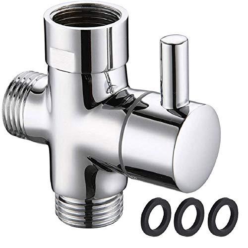 PERFETSELL 3 Wege Umschaltventil Dusche 20mm G 1/2