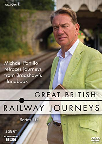 Great British Railway Journeys: Series 10 [DVD]