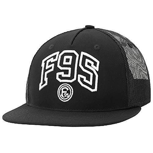 Fortuna Düsseldorf Trucker-Baseballcap F95 schwarz