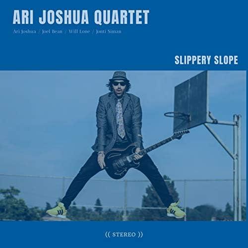 Ari Joshua Quartet, Ari Joshua, Joel Bean, Will Lone & Jonti Siman