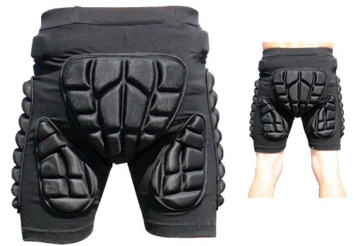 Protektoren Unterhose Kurz mit Schutzfunktion Gr XS
