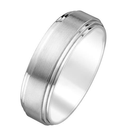cobalt chrome wedding ring for electrician
