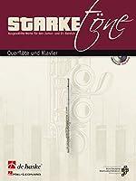 STARKE TONE - QUERFLOTE UND KLAVIER FLUTE TRAVERSIERE +CD