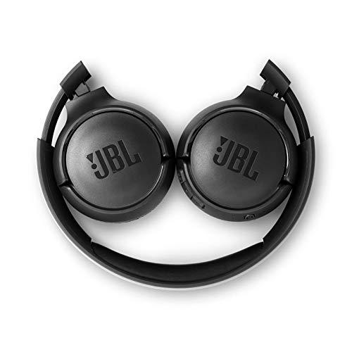 JBLTUNE500BTBluetoothヘッドホン密閉型/オンイヤー/折りたたみ/マルチポイントブラックJBLT500BTBLK【国内正規品/メーカー1年保証付き】
