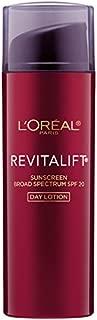 L'Oréal Paris Skin Care Revitalift Triple Power Face Moisturizer with SPF 20, 1.7 fl. Oz