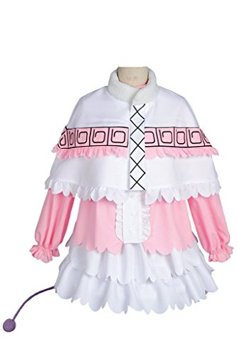 Fuman Miss Kobayashi-san Dragon Maid Kanna Kamui Uniform Kleid Cosplay Kostüm M