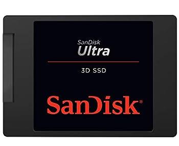 SanDisk - SDSSDH3-250G-G25 Ultra 3D NAND 250GB Internal SSD - SATA III 6 Gb/s 2.5 Inch /7 mm Up to 550 MB/s - SDSSDH3-250G-G25 Black