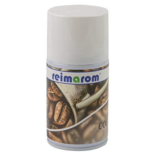 Duftspray Coffee 250 ml - Köstlicher und aromatischer Kaffeeduft für die Raumbeduftung mit Aerosol Duftspender