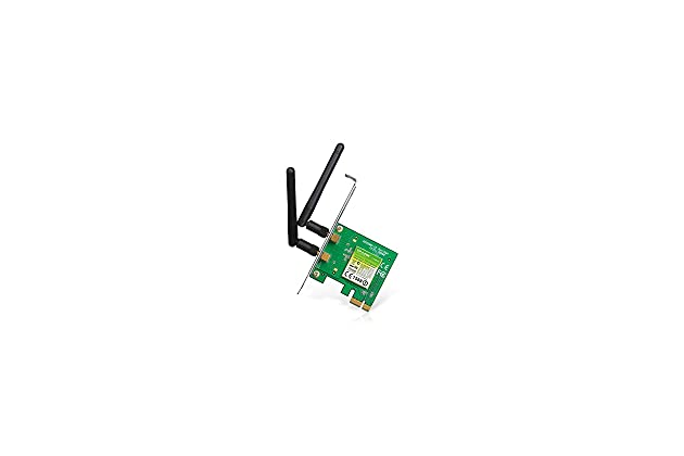 Amazon com: TP-LINK TL-WN881ND Wireless N300 PCI Express