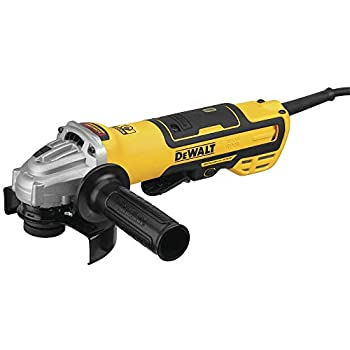 DEWALT Angle Grinder with Paddle Switch 5-Inch Tool Only  DWE43214