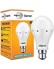wipro 12W LED White Bulb, (NE1201)