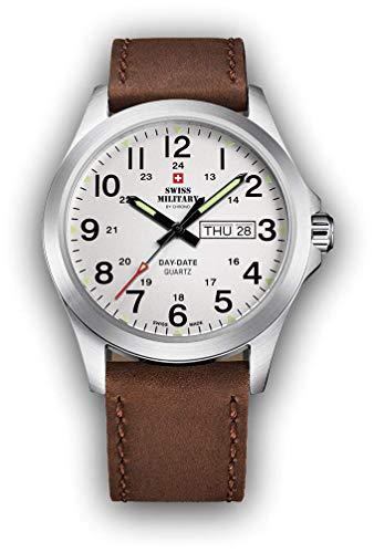 Swiss Military Reloj los Hombres Cuarzo SMP36040.16