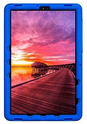 BobjGear Bobj Rugged Tablet Case for Samsung Galaxy Tab S5e Kid Friendly