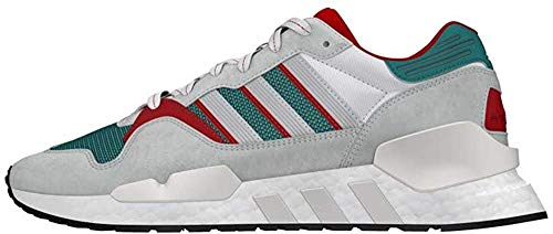 adidas Originals ZX930 X EQT Never Made, Future Hydro-Silver metallic-ash Silver, 9