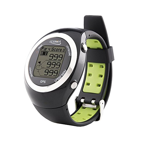 EBS Store POSMA GT2 Golf Trainer + Activity Tracking GPS Golf Watch Range...