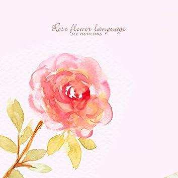 Rose Flower Language