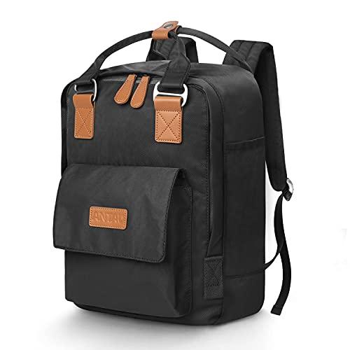ANTAU College School Laptop Backpack, Lightweight Travel Casual Daypack...