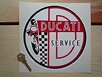 Ducati Sticker ドゥカティ ステッカー シール デカール 200mm [並行輸入品]