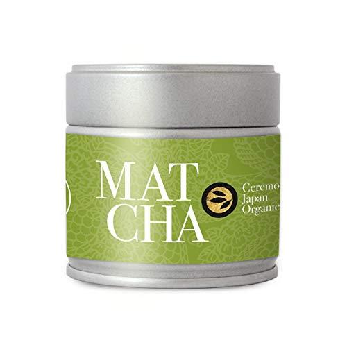 alveus® Superior Organic Rarities Matcha Ceremonial Grade 1st, 2nd flush und Autumnal aus Tenryu und Shibushi, Japan | Bio Grüner Tee Pulver (30g Dose) von alveus