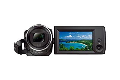 Sony HD Video Recording HDRCX440 Handycam Camcorder from Sony